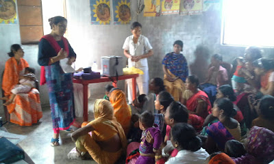 Support visit to Anadhowapara, Udalguri