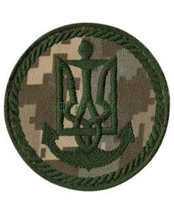 ВМС ЗСУ тк. NDU \Нарукавна емблема