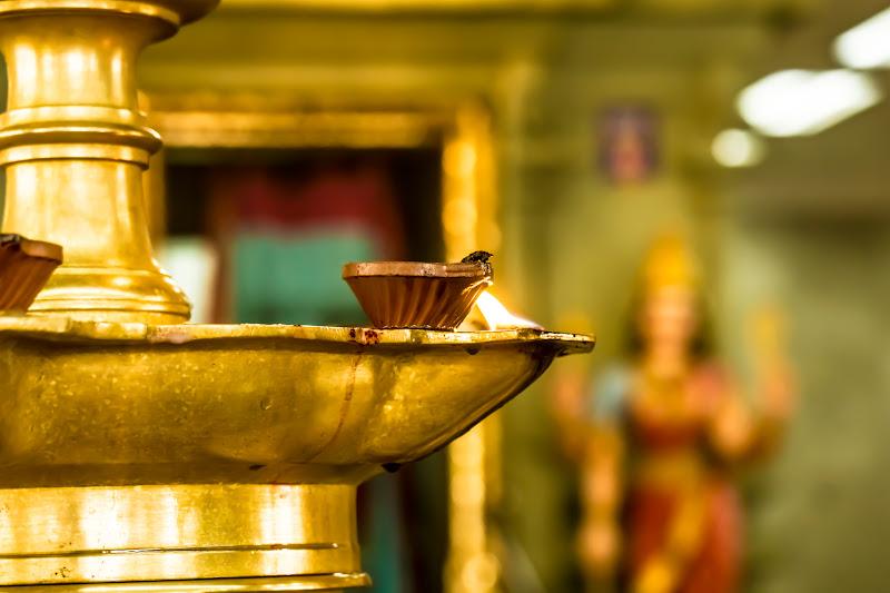 クアラルンプール チャイナタウン スリ・マハ・マリアマン寺院5