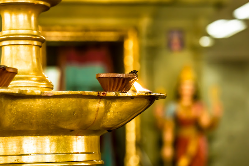 Kuala Lumpur Chinatown Sri Maha Mariamman Hindu Temple5