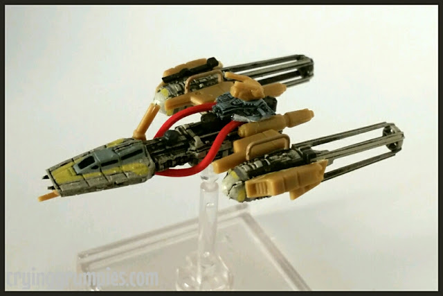 Y-Wing scum modificado por Xela