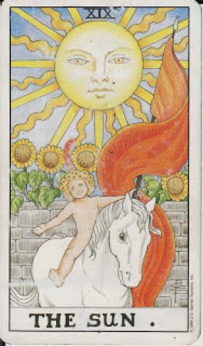 19 The Sun Xix