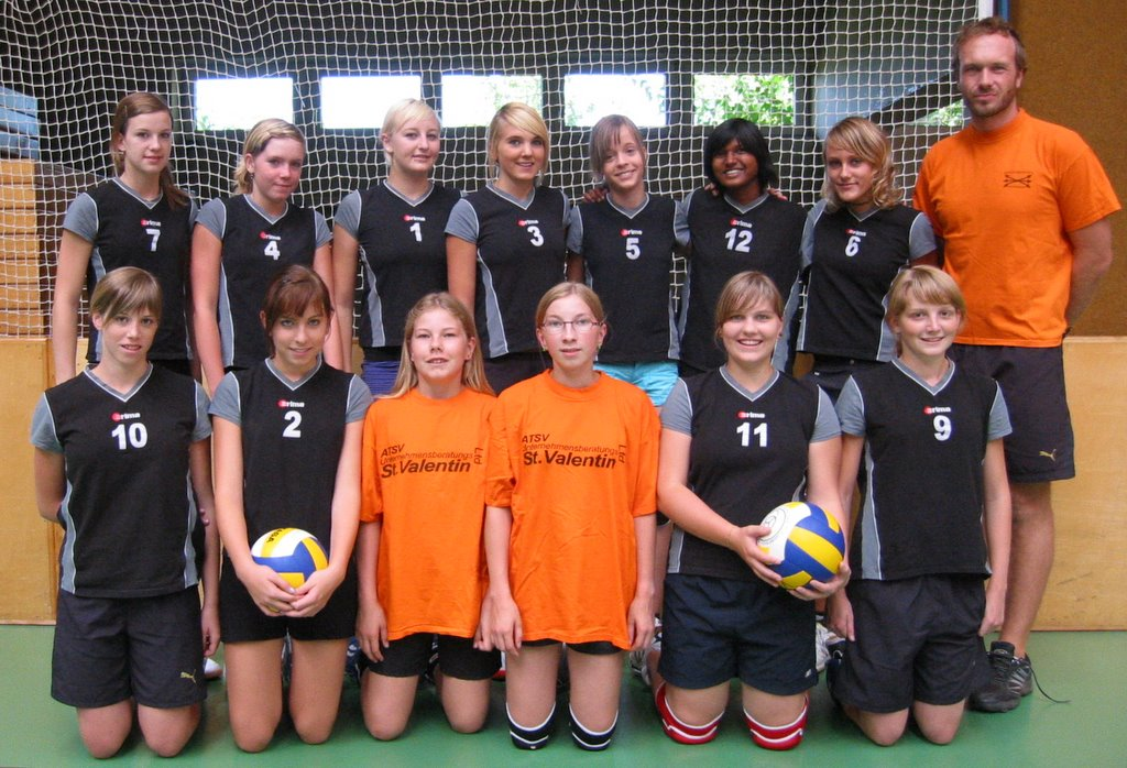 U17 und Damen spielten Testspiele gegen den Nachwuchs unserer tschechischen Freunde...