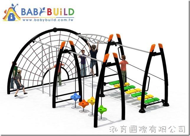 BabyBuild體適能遊具