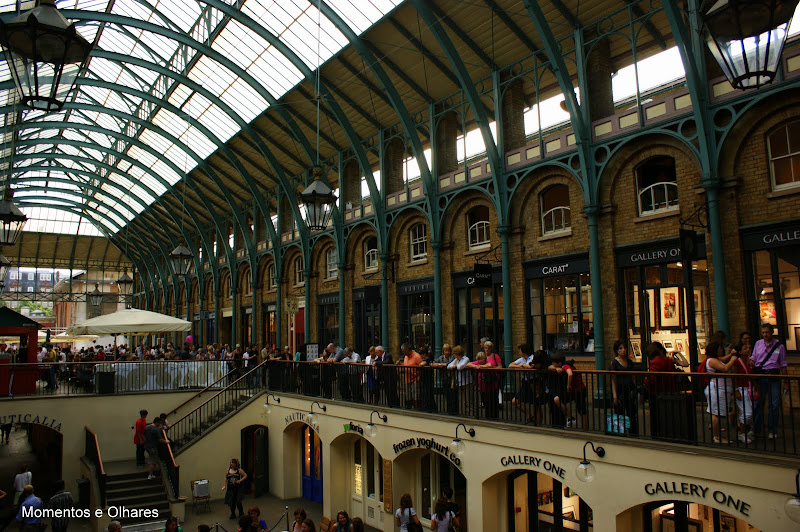Londres, Covent Garden
