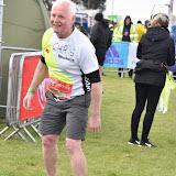 OIC - ENTSIMAGES.COM - Chris Chittell at the  Virgin Money London Marathon on Blackheath in London, England. 24th April 2016 Photo Mobis Photos/OIC 0203 174 1069
