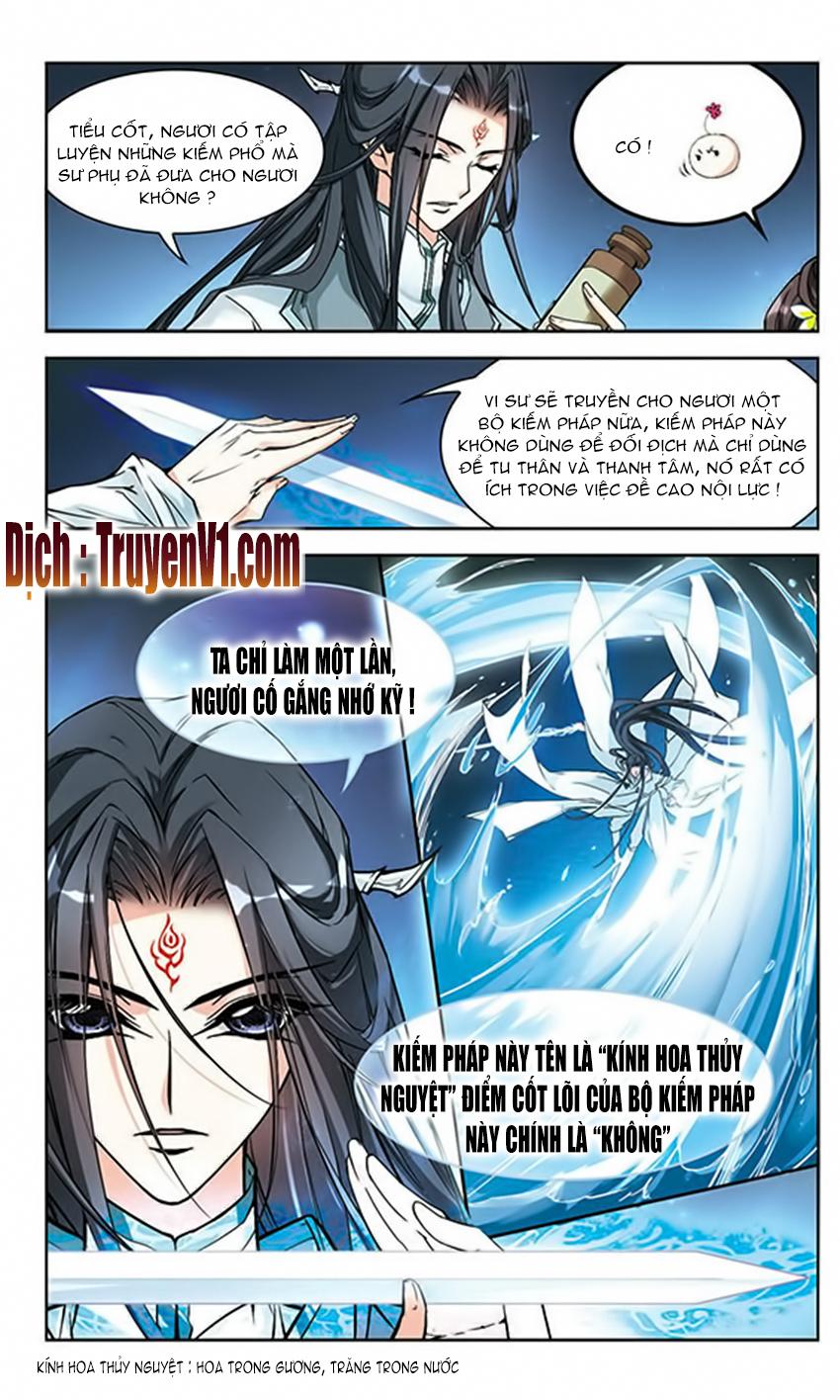 Hoa Thiên Cốt Chap 109 - Trang 2