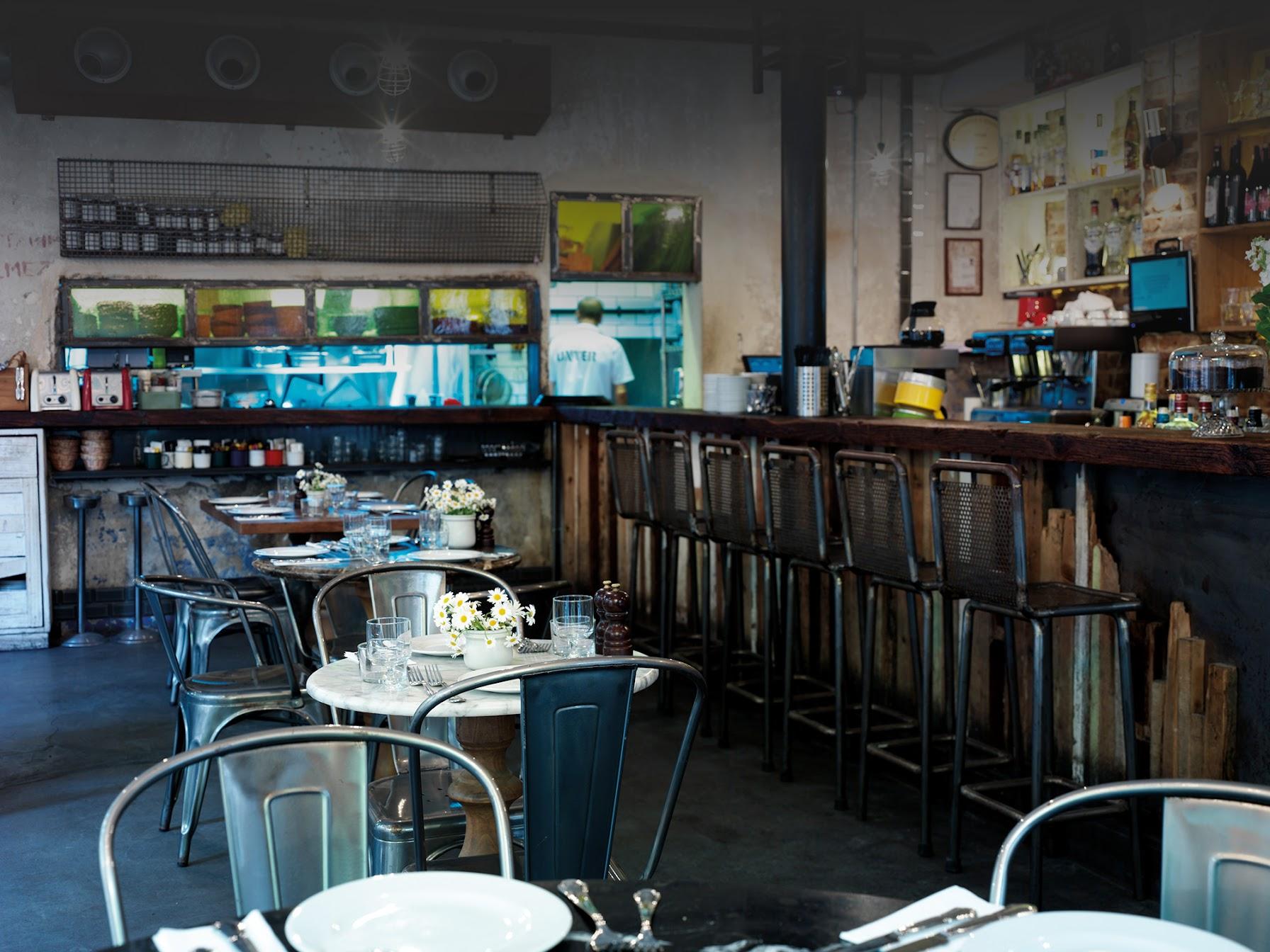 Unter Karakoy Bars Cocktails