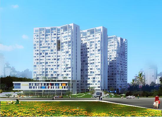 Dự án căn hộ Aquila Plaza