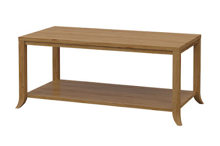 Strafford Coffee Table in Classical Maple