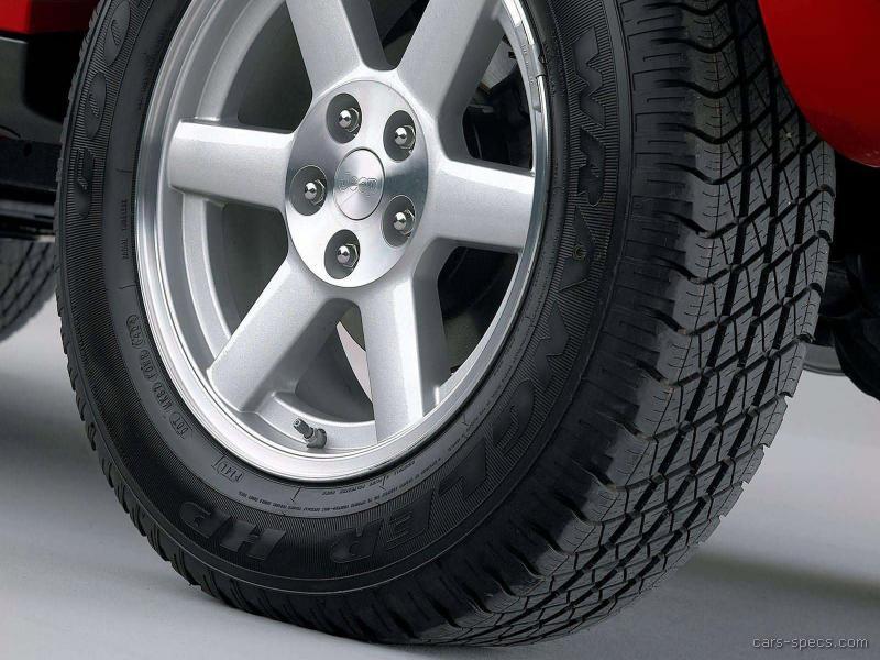 2005 jeep 6 speed manual transmission