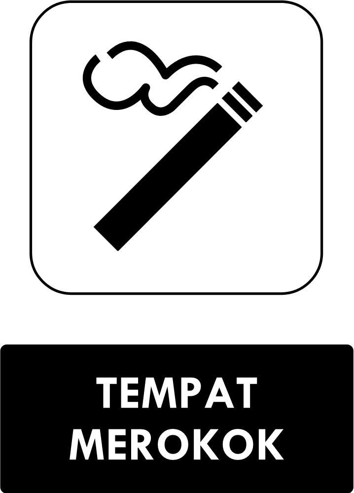 Rambu Tempat Merokok