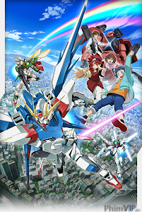 Cuộc Chiến Gundam - Gundam Build Fighters poster