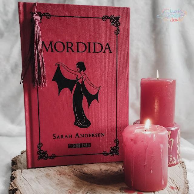 Resenha: Mordida - Sarah Andersen
