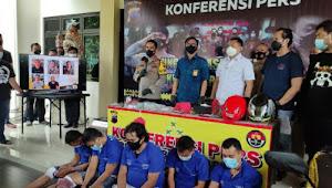 Pelaku Perampokan Rp563 Juta Ditangkap, Ternyata Warga Lampung Tengah