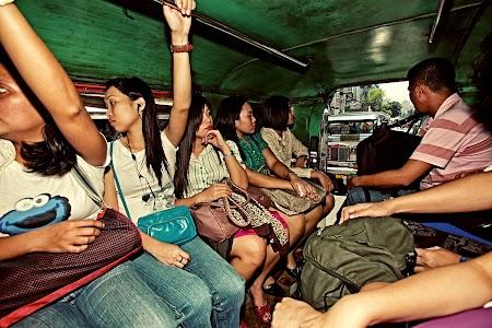 Public Transportation in Manila