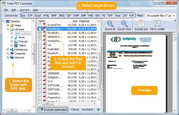 Coolutils Total PDF Converter 6.1.0.186