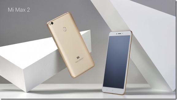Xiaomi Mi Max 2 Diperkenalkan, Andalkan Baterai 5300mAh