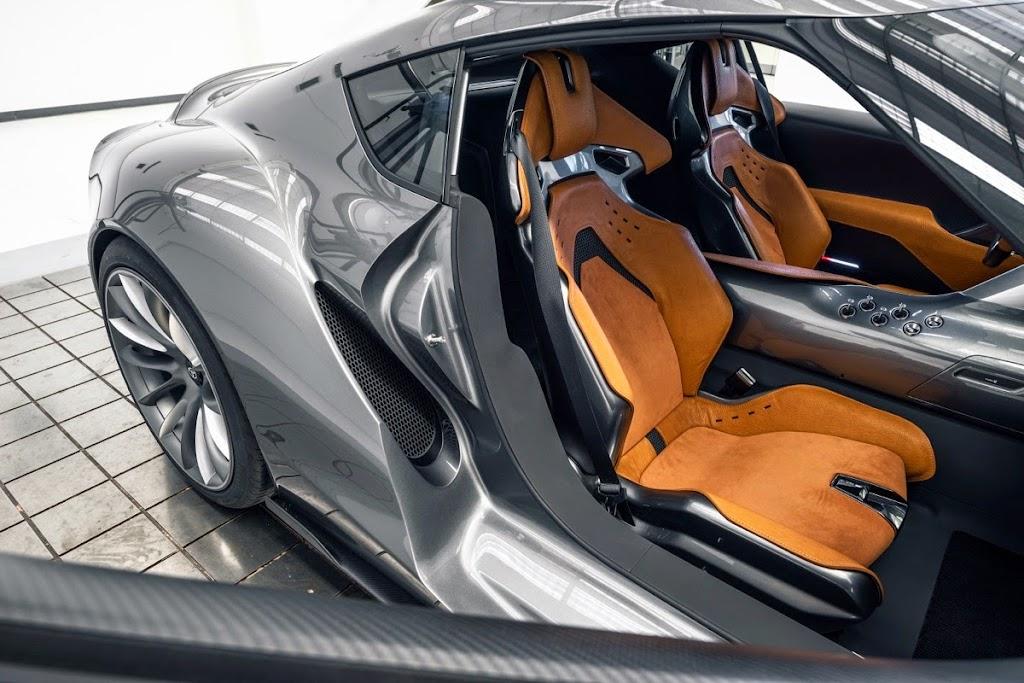 Toyota FT1 Concept New Supra Pebble Beach Monterey022