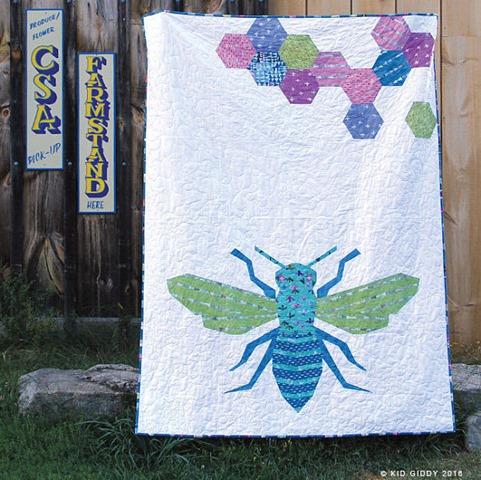 queen bee quilt