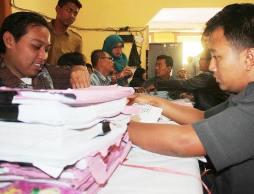 Politik Ngawi: keabsahan dukungan pasangan Agus Bandono-Adi Susilo (ABAS),  hasilnya sudah sesuai dengan verifikasi faktual.