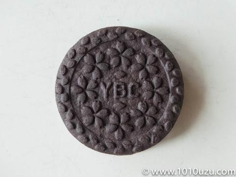 ヤマザキビスケットのノアールのクッキー