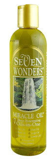Seven Wonders Miracle Oil review