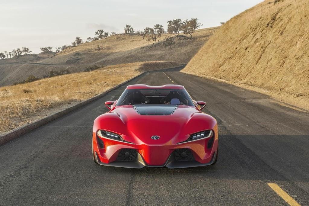 Toyota FT-1 Concept 19