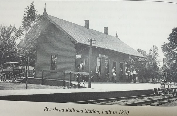 Riverhead Train Depot