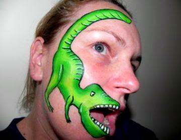 Sammy39s Art Face Painting