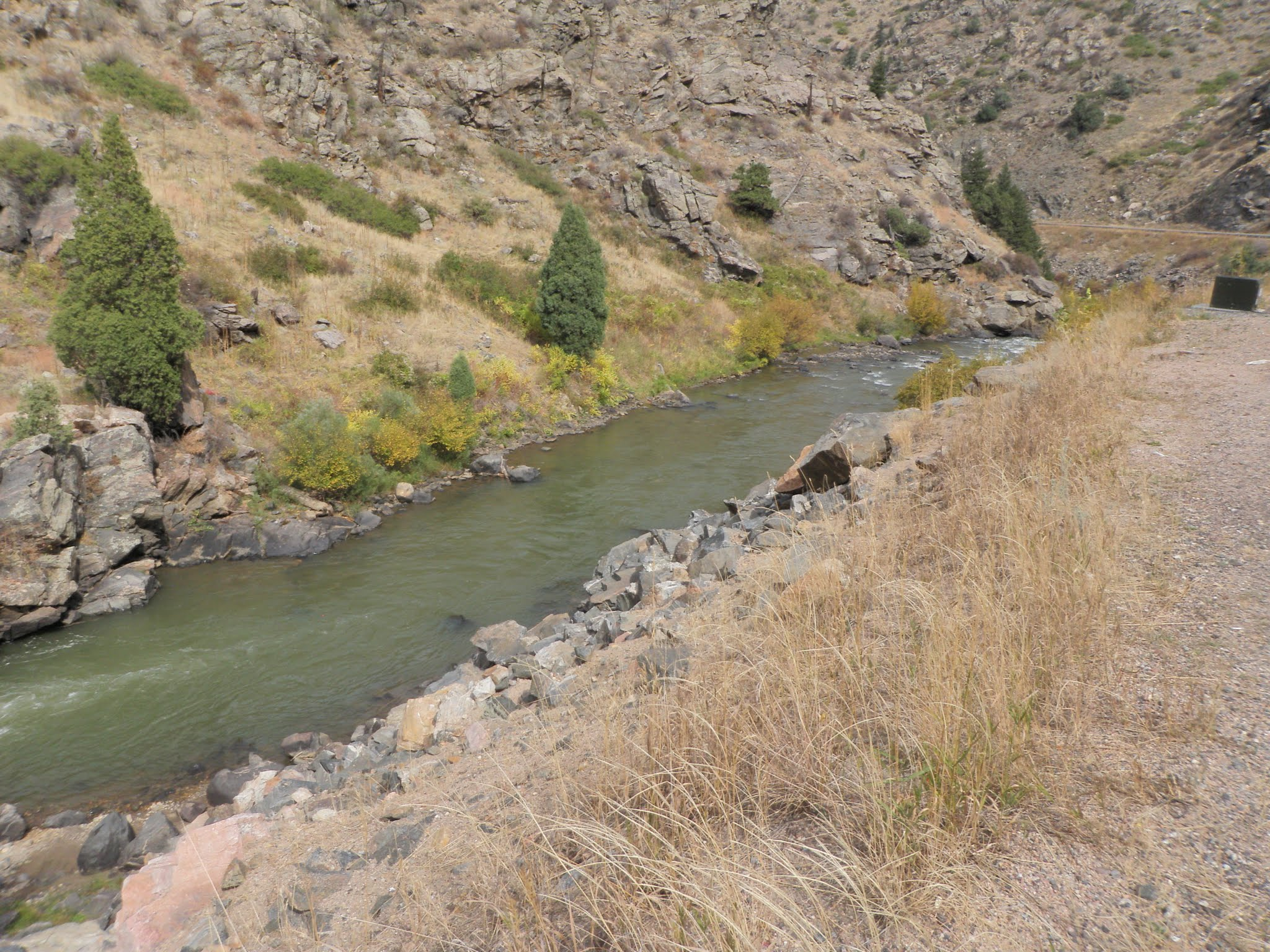 Clear creek 10 09 2015 dave weller 39 s fly fishing blog for Clear creek fishing