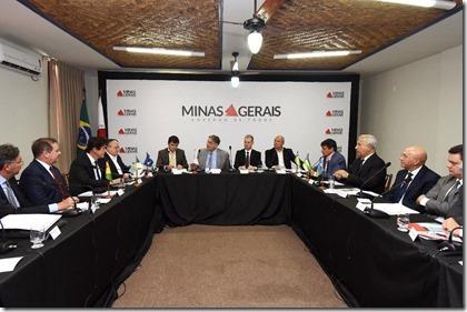 Reunião dos Governadores em Diamantina  (1)