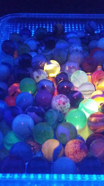 BUY UV BLACKLIGHT MARBLES