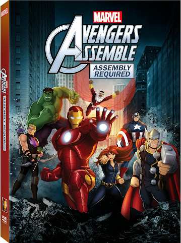 Great Kids Movies: Marvel's Avengers Assemble: Assembly Required on DVD