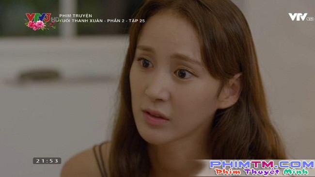 Linh (Nhã Phương) bị tình địch đẩy xuống nước, Junsu (Kang Tae Oh) vội vàng xuống cứu - Ảnh 11.