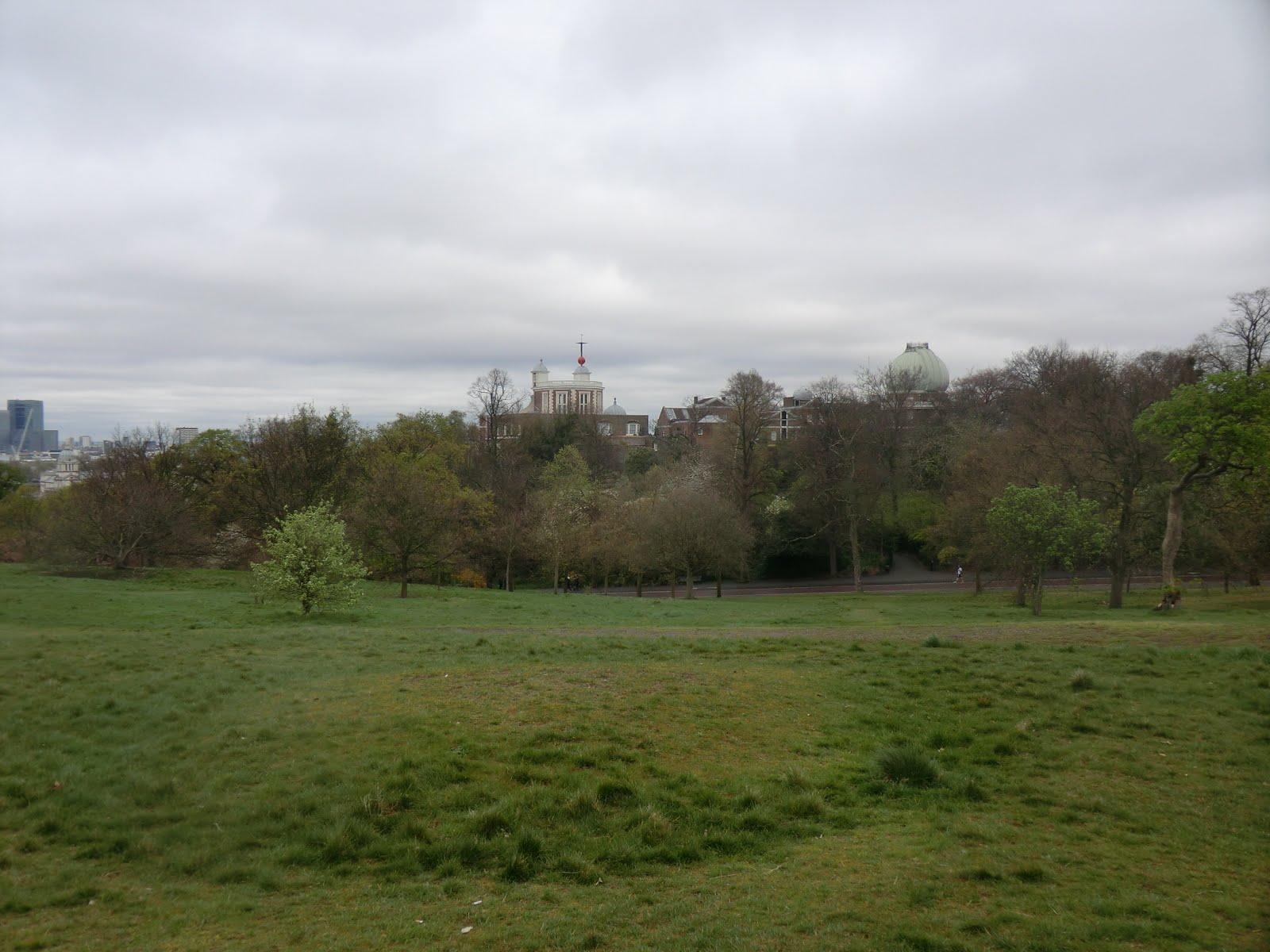CIMG0350 Anglo-Saxon tumuli, Greenwich Park