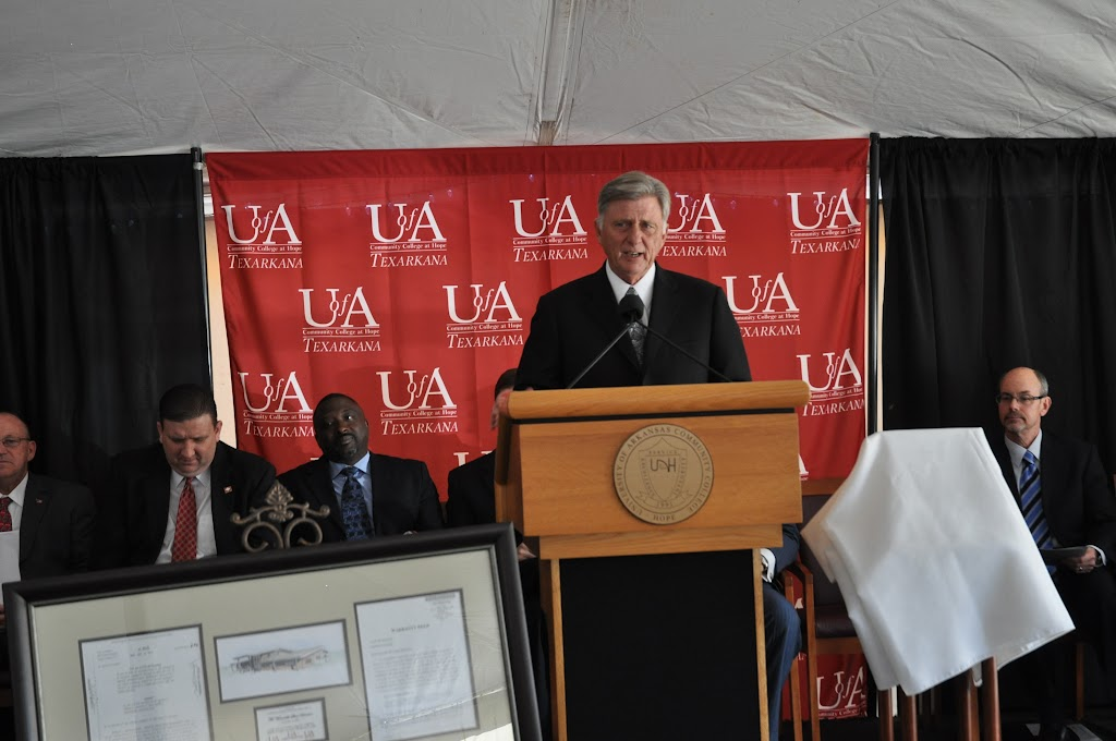 UACCH-Texarkana Creation Ceremony & Steel Signing - DSC_0171.JPG