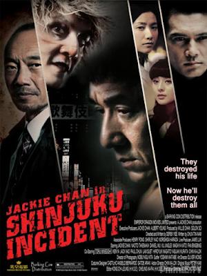Phim Đại Náo Shinjuku - Shinjuku Incident (2009)