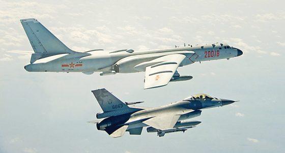 77 Pesawat Tiongkok Intimidasi Taiwan Lagi