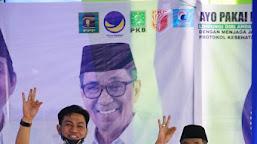 Patuhi Protokol Kesehatan, Padhil - Bakhtiar Resmi Kukuhkan Tim Pemenangan Kabupaten