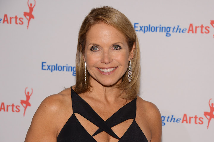 Katie Couric is accused of doctoring a documentary on gun control