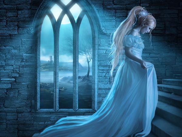 Princess In The Moon Castle, Magic Beauties 3