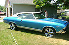 1969 Chevrolet Malibu Completely Restored with 454 big block
