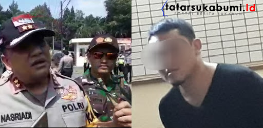 Bawa Alat Hisap Sabu dan Ketapel, Kapolres Sukabumi : Kita Dalami yang Bersangkutan Apakah Ikut Aksi di Jakarta