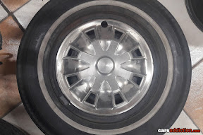 Toyota Celica TA20 TA22 Original Wheel and Tire