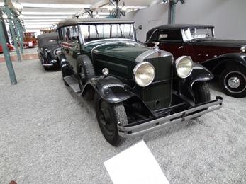 2017.08.24-160 Horch Limousine découvrable 450 1931