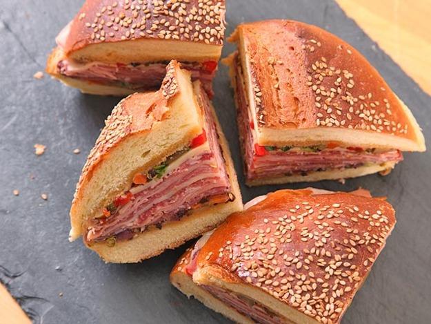 Hinh anh: Sandwich Muffaletta