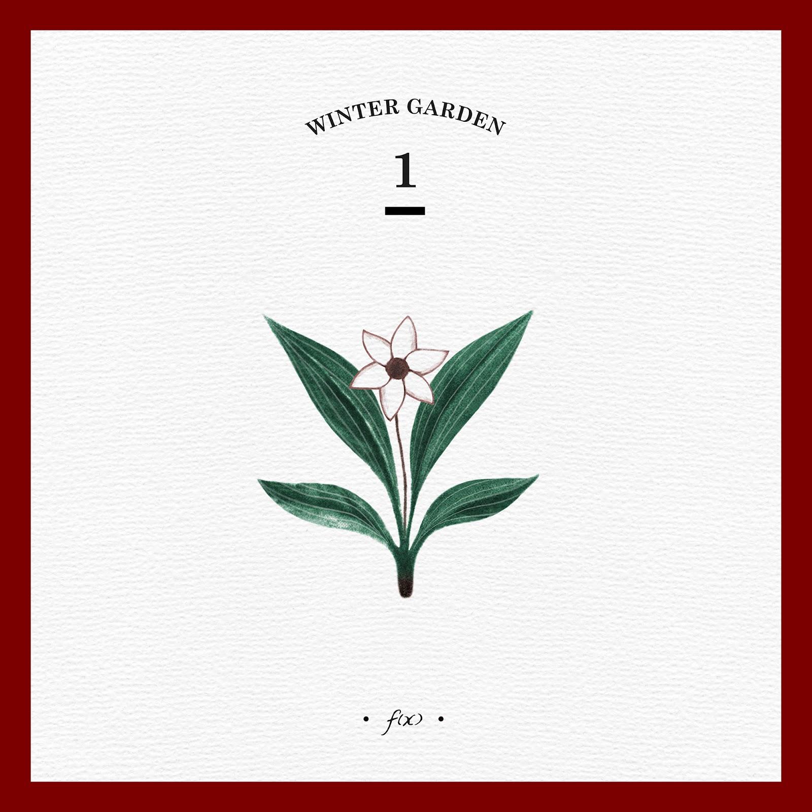 single f x u2013 winter garden u0027wish list u0027 digital single