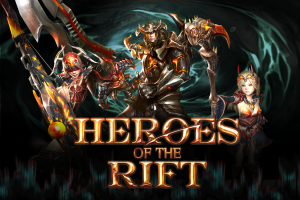 Heroes of the Rift MOD APK