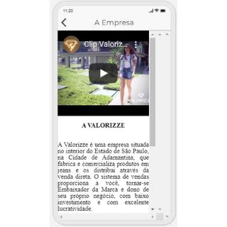 VALORIZZE screenshot 5